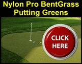 Nylon Putting Green Kits